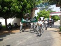 "Cauverians went on a rally on account of ""World Environment Day"""