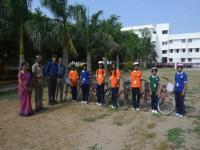 Helmet Distribution Function on 4th Oct  2016