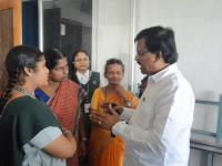 Interacting with doctors to know about Dengue fever